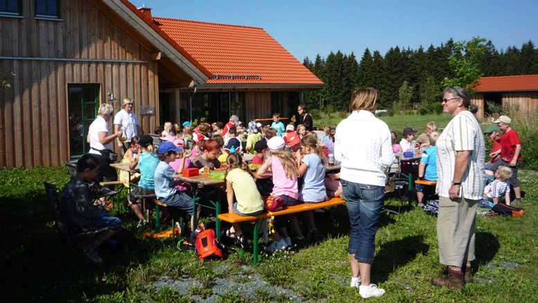 Kindergruppe am Naturhof
